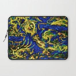 Psyesquivel 02 seaweed Laptop Sleeve