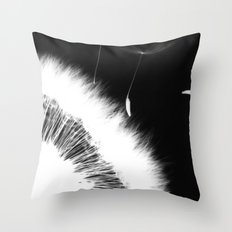 Intruder II Throw Pillow