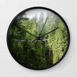 CAPILANO Wall Clock