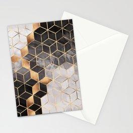 Smoky Cubes Stationery Cards