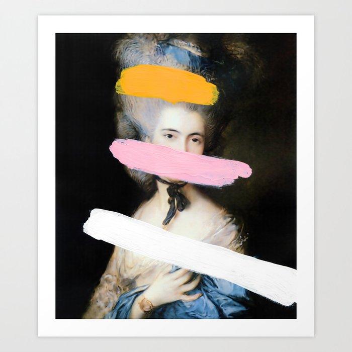 Brutalized Gainsborough 2 Kunstdrucke