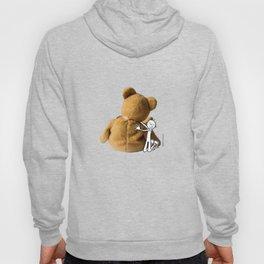 DIDI hugs his teddy bear Hoody