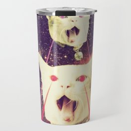 galactic Cats Saga 4 Travel Mug