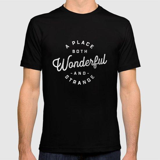 A Place Both Wonderful and Strange T-shirt