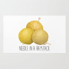 Needle In A Haystack Rug