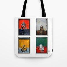 Rothbots (2) Tote Bag