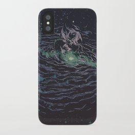Universe of Love iPhone Case