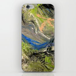 A Highway for God iPhone Skin