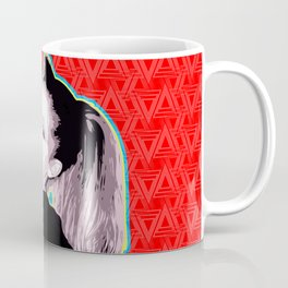 Ariana | Pop Art Coffee Mug