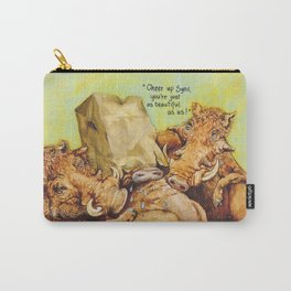 ugly warthog Carry-All Pouch