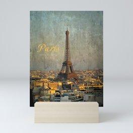 I love Paris Mini Art Print