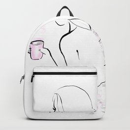 First, Coffee Backpack