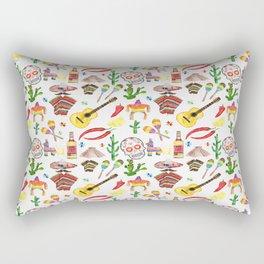 Hey Mexico Rectangular Pillow