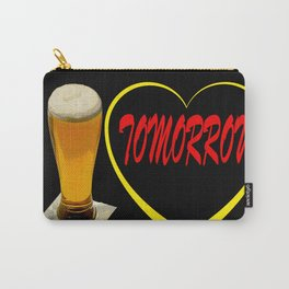 BEER FREE Carry-All Pouch