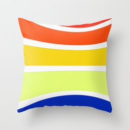 Pattern 2018 002 Throw Pillow