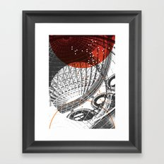 The Corn Exchange Framed Art Print