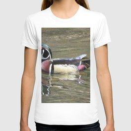 Beautiful Wood Duck at Green Valley Inn T-shirt