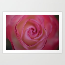 A Vista of Whirling Perfume Art Print