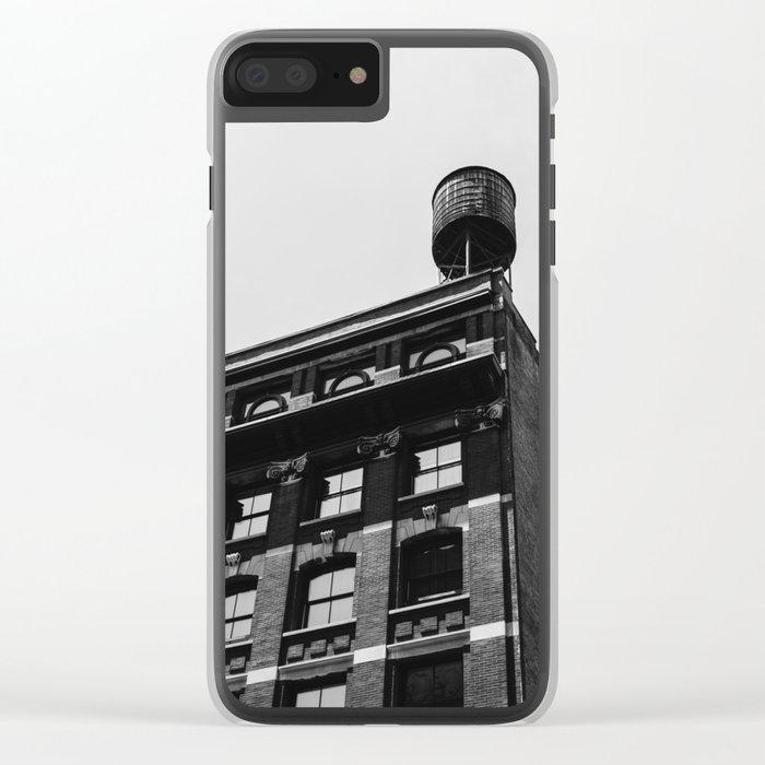Soho IV Clear iPhone Case