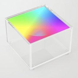 Rainbow series II Acrylic Box