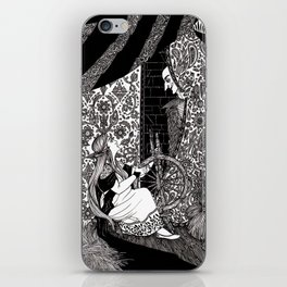 Rumpelstiltskin iPhone Skin