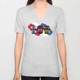 American Muscle Unisex V-Neck