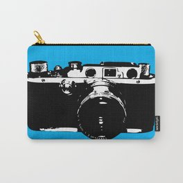 Leica in Blue Carry-All Pouch