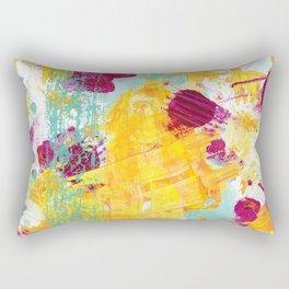 Sunshine of my life Rectangular Pillow