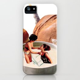 Light Lunch. iPhone Case