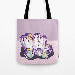 B is for Barnacle Tote Bag