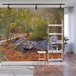 Smoky Mountains Wall Mural