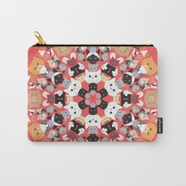 Catleidoscope Carry-All Pouch