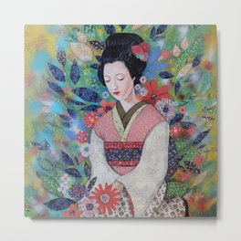 always a maiko Metal Print