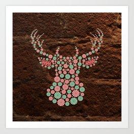 Oh Sweet Deer Art Print