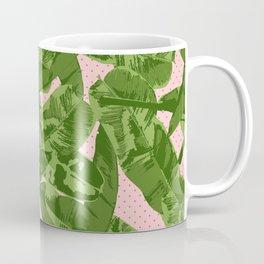 Banana Leaves Coffee Mug