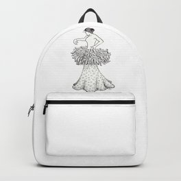 Flamenco dancer Backpack