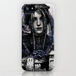 Iris Von Everec - The Witcher iPhone Case