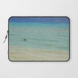 boats against the current (revisited) Laptop Sleeve