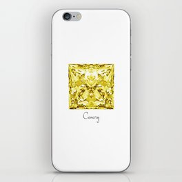 Canary iPhone Skin