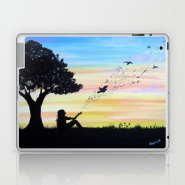 Sweet Release Laptop & iPad Skin
