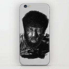 The Animal iPhone Skin