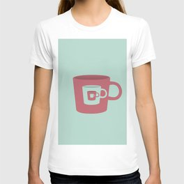Lord of the mugs T-shirt