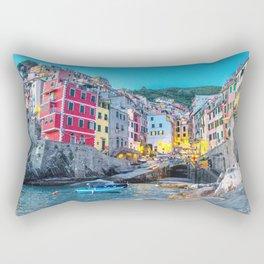 Cinque Terre, Italy Rectangular Pillow