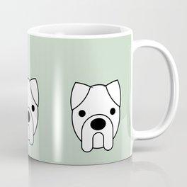 Pop Dog Boxer Coffee Mug