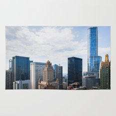 Architecture of Chicago Rug