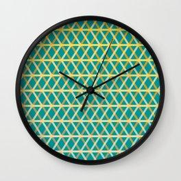 Overlap #6 reverse Wall Clock
