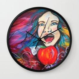 Eris's fun Wall Clock