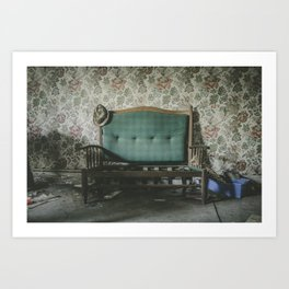 Room for Two Art Print