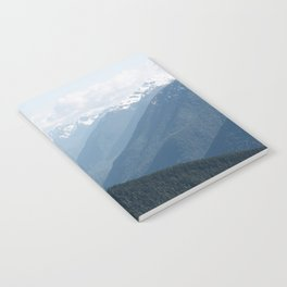 Olympic Mountains Notebook