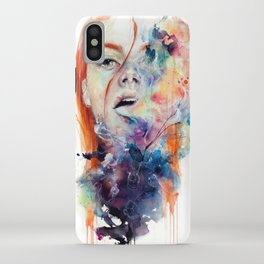 this thing called art is really dangerous iPhone Case